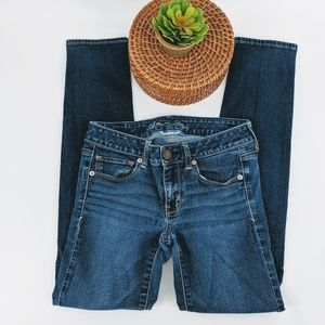 American eagle skinny stretchy jeans